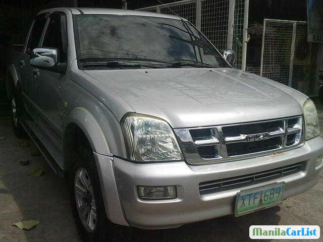 Pictures of Isuzu D-Max Automatic 2005