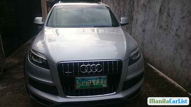 Pictures of Audi Q7 Automatic 2010
