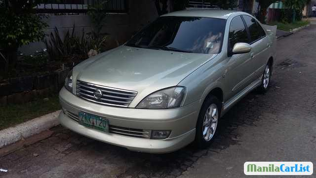 Nissan Sentra Automatic 2008