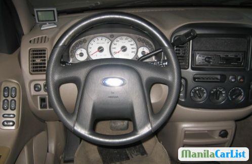 Ford Escape 2003 in Metro Manila