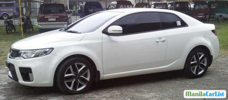 Pictures of Kia Forte Coupe Automatic 2013