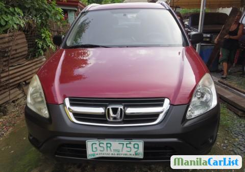 Pictures of Honda CR-V Automatic 2003
