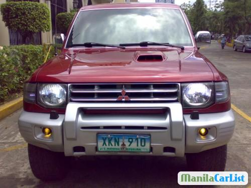 Picture of Mitsubishi Pajero 2003