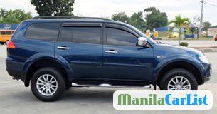 Picture of Mitsubishi Montero Sport Automatic 2010