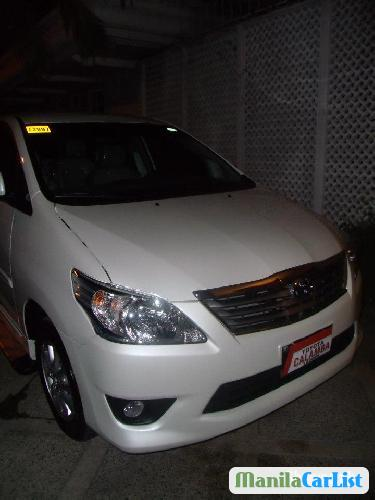 Picture of Toyota Innova Automatic 2013