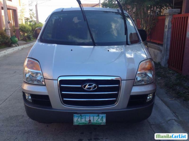 Picture of Hyundai Starex Manual 2006