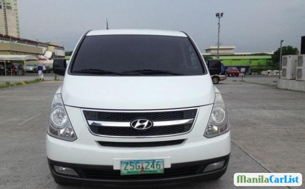 Pictures of Hyundai Grand Starex 2009