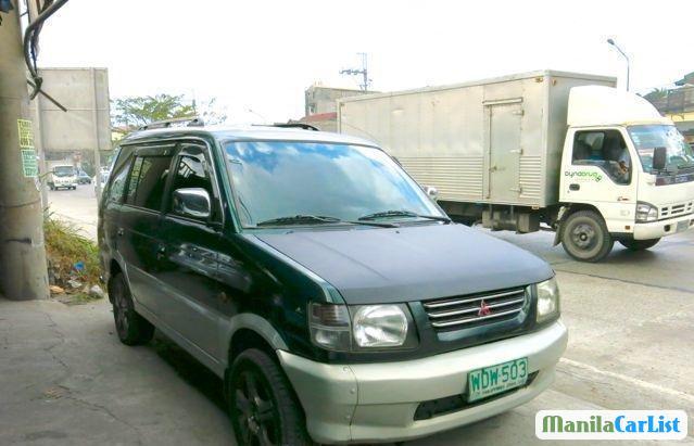 Picture of Mitsubishi Adventure 1998