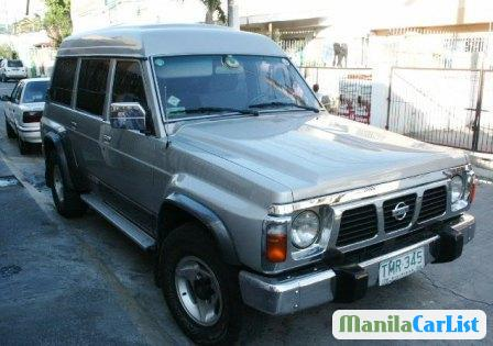 Picture of Nissan Patrol Manual 1994