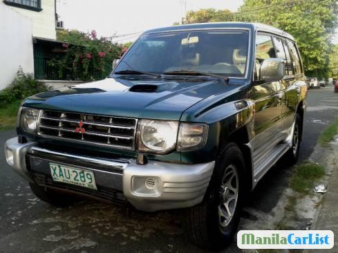 Picture of Mitsubishi Pajero 2002