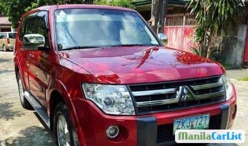 Picture of Mitsubishi Pajero 2007