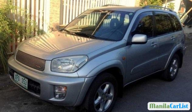 Picture of Toyota RAV4 Automatic 2002