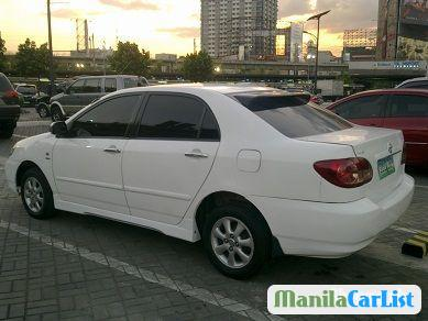 Toyota Corolla Manual 2007 in Cavite