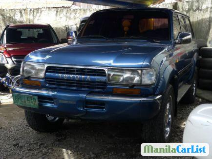 Pictures of Toyota Land Cruiser Automatic 2007
