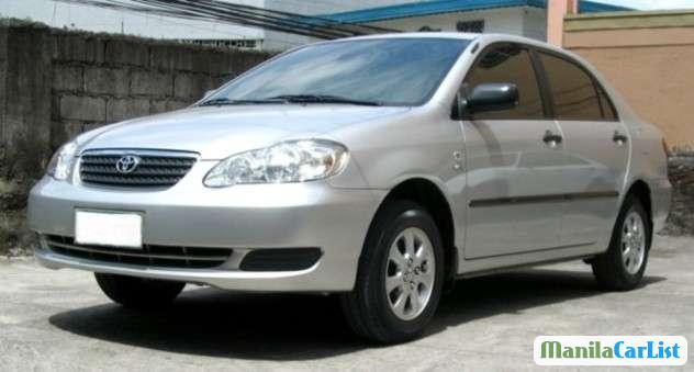 Picture of Toyota Corolla Semi-Automatic 2004