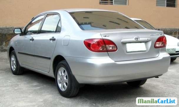 Toyota Corolla Semi-Automatic 2004