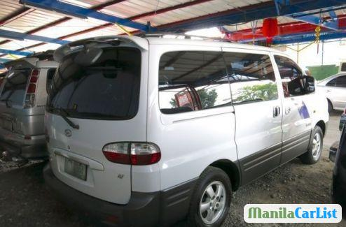 Hyundai Starex Automatic 2005