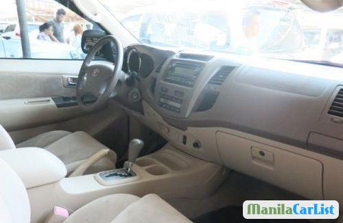 Toyota Fortuner Automatic 2006 in Albay
