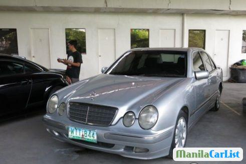 Picture of Mercedes Benz C-Class Manual 2000