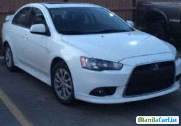 Pictures of Mitsubishi Lancer Automatic 2012
