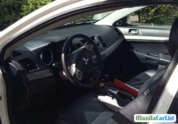 Mitsubishi Lancer Automatic 2012