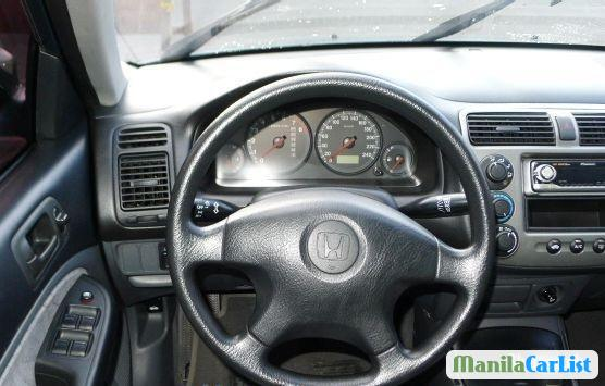 Picture of Honda City Automatic 2001