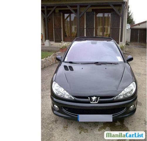 Picture of Peugeot 206 Manual 2003