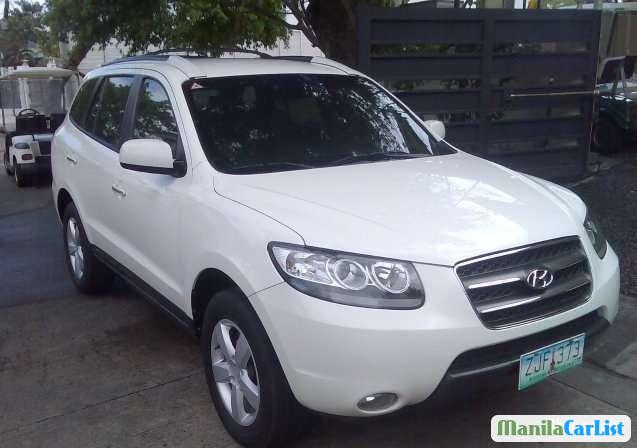 Pictures of Hyundai Santa Fe Manual 2007