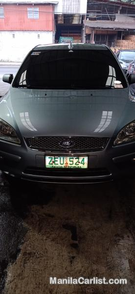 Picture of Ford Focus 1.8 Automatic 2006
