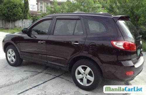 Hyundai Santa Fe Automatic 2008 in Philippines - image