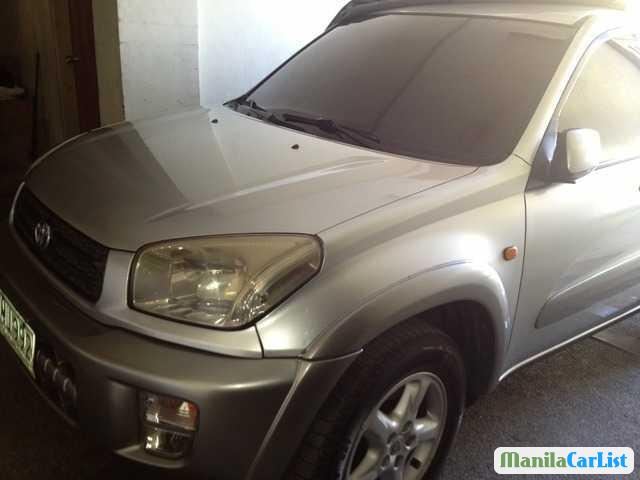 Picture of Toyota RAV4 Manual 2001