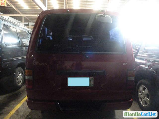 Nissan Urvan Manual 2008 - image 3