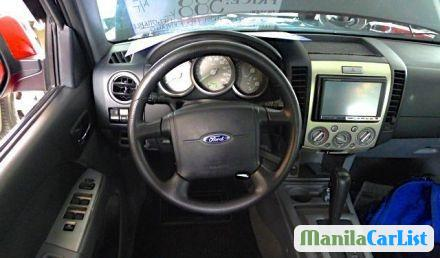 Ford Ranger Automatic 2009