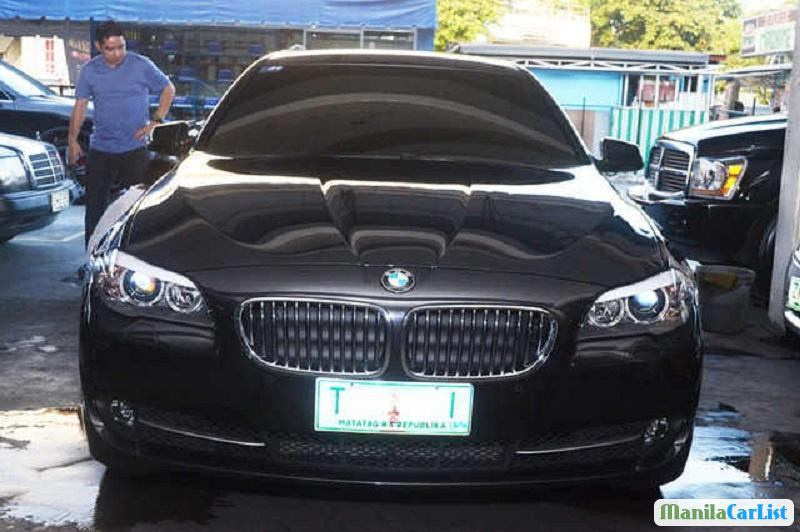 Picture of BMW 5 Series Automatic 2015 in Philippines