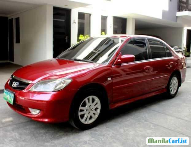 Picture of Honda Civic Manual 2005