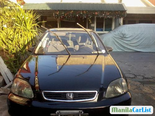 Pictures of Honda Civic Automatic 1996