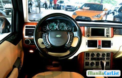 Land Rover Range Rover Automatic 2003