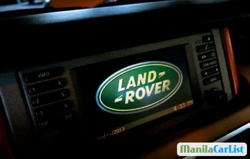 Land Rover Range Rover Automatic 2003 in Antique - image