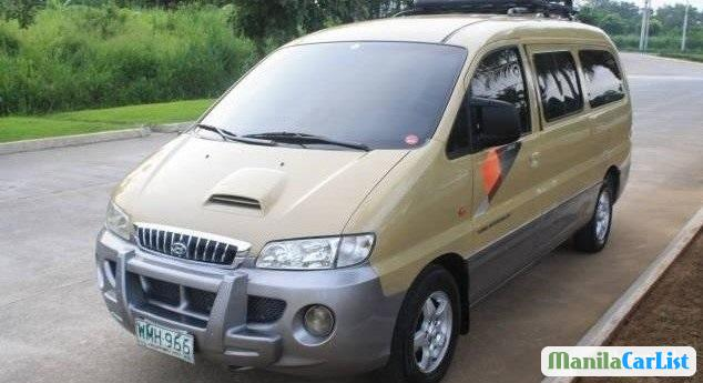 Picture of Hyundai Starex 2000