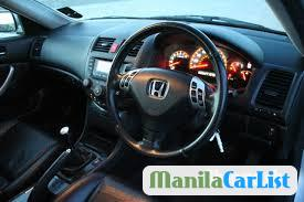 Picture of Honda Accord Automatic 2005 in Batangas