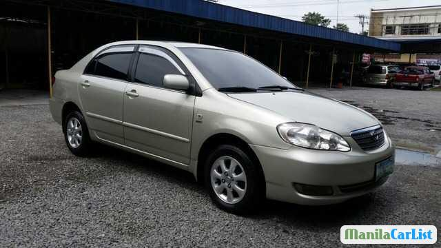 Pictures of Toyota Corolla Automatic 2006