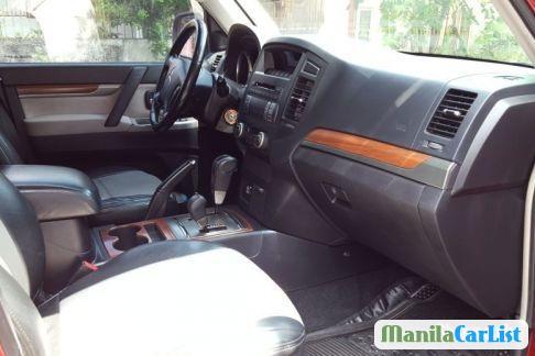 Mitsubishi Pajero Automatic 2007 - image 4