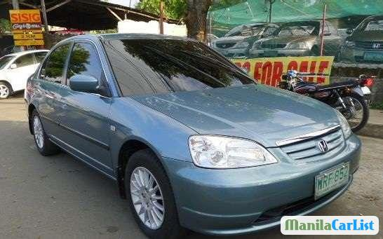 Pictures of Honda Civic Automatic 2001