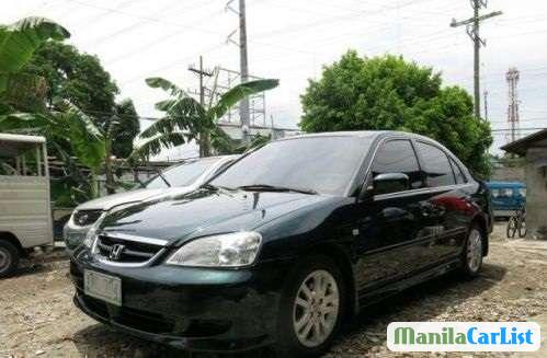 Picture of Honda Civic Manual 2003