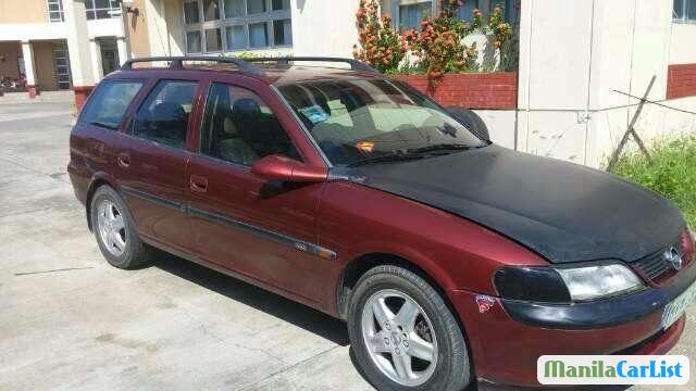 Pictures of Opel Vectra Automatic 2001