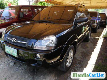 Pictures of Hyundai Tucson Automatic 2008