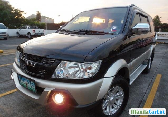 Pictures of Isuzu Crosswind 2007