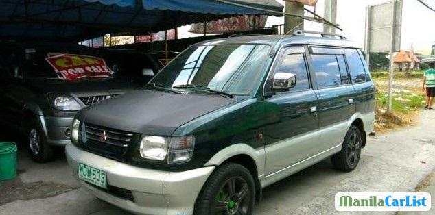 Picture of Mitsubishi Adventure 1998