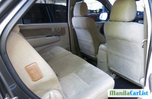Toyota Fortuner Automatic 2006 - image 8