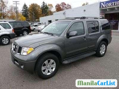 Pictures of Nissan Pathfinder Automatic 2006